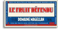 2010 Domaine Magellan Fruit Defendu Selection Massale