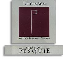 2010 Chateau Pesquie Ventoux Cuvee Terrasses Rose