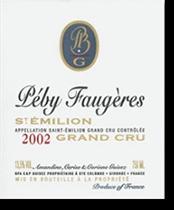 2008 Peby-Faugeres Saint-Emilion