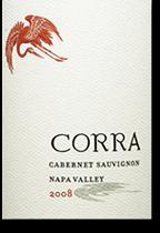 2012 Corra Wines Cabernet Sauvignon Napa Valley