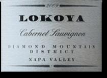 2001 Lokoya Cabernet Sauvignon Diamond Mountain