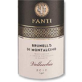 2011 Fanti Brunello di Montalcino Vallocchio