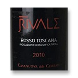 2010 Casanuova delle Cerbaie Rivale Rosso Toscana IGT