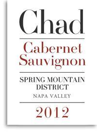 2009 Chad Cabernet Sauvignon Spring Mountain District