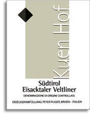 2010 Peter Pliger/Kuenhof Veltliner Eisacktaler