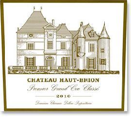2010 Chateau Haut-Brion Pessac-Leognan