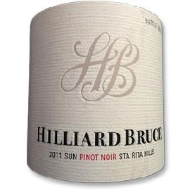 2010 Hilliard Bruce Vineyards Pinot Noir Sun Sta Rita Hills
