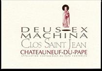 2007 Clos Saint Jean Chateauneuf-du-Pape Deus Ex Machina