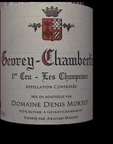 1998 Domaine Denis Mortet Gevrey-Chambertin Les Champeaux