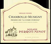 2012 Domaine Perrot-Minot Chambolle-Musigny La Combe d'Orveau Vieilles Vignes