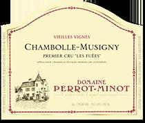 2012 Domaine Perrot-Minot Chambolle-Musigny Les Fuees Vieilles Vignes