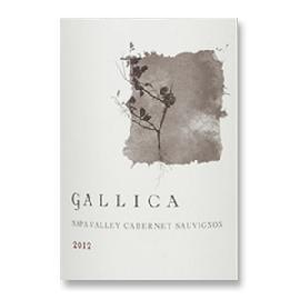 2012 Gallica Cabernet Sauvignon Oakville Napa Valley