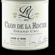 2004 Lucien Le Moine Clos De La Roche