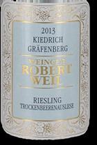 2013 Robert Weil Kiedricher Grafenberg Riesling Trockenbeerenauslese (half bottle)