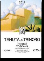 2009 Tenuta Di Trinoro Tenuta Di Trinoro Toscana Rosso