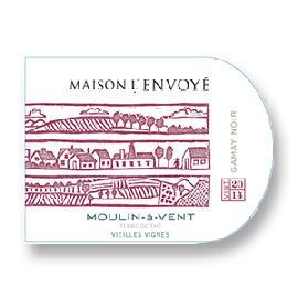 2014 Maison L'Envoye Cru Moulin-a-Vent Vielles Vignes