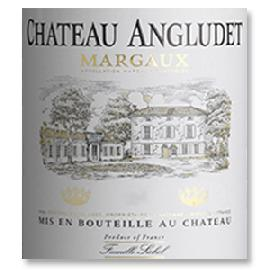 2014 Chateau Angludet Margaux