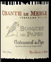 2005 Bosquet des Papes Chateauneuf-du-Pape Cuvee Chante Le Merle Vieilles Vignes