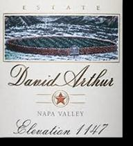1997 David Arthur Vineyards Cabernet Sauvignon Elevation 1147 Napa Valley
