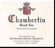 1996 Domaine Denis Mortet Chambertin