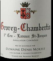 2006 Domaine Denis Mortet Gevrey-Chambertin Lavaux-Saint-Jacques