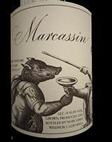 2008 Marcassin Chardonnay Marcassin Vineyard Sonoma Coast
