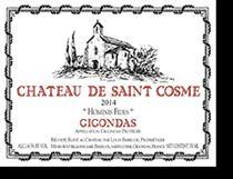 2007 St. Cosme Gigondas Hominis Fides