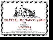 2009 St. Cosme Gigondas Le Poste
