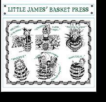 2012 St. Cosme Little James Basket Press Blanc