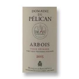 """2015 Domaine du Pelican Arbois Rouge """"Trois Cepages"""""""