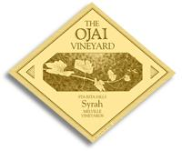 2000 The Ojai Vineyard Syrah Melville Vineyard Sta Rita Hills