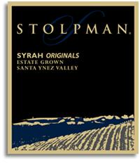 2009 Stolpman Vineyards Syrah Originals Estate Santa Ynez Valley