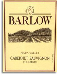 2006 Barlow Vineyards Cabernet Sauvignon Napa Valley