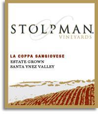 2009 Stolpman Vineyards La Coppa Sangiovese Santa Ynez Valley