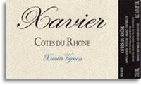 2014 Xavier Vignon Cotes du Rhone