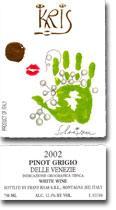 2011 Kris Pinot Grigio