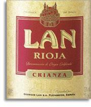 2010 Bodegas Lan Crianza Rioja