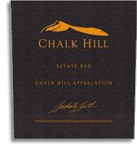 2013 Chalk Hill Winery Estate Red Chalk Hill