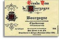 2011 Domaine Paul Pernot Bourgogne Chardonnay