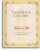 2011 Tamarack Cellars Firehouse Red Columbia Valley
