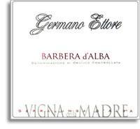 2010 Ettore Germano Barbera d'Alba Vigna della Madre