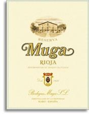 2008 Bodegas Muga Reserva Unfiltered Rioja