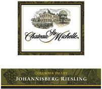 2011 Chateau Ste. Michelle Riesling Columbia Valley