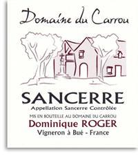 2012 Domaine Du Carrou Sancerre Rose