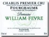 2012 Domaine William Fevre Chablis Fourchaume