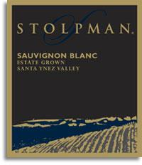 2010 Stolpman Vineyards Sauvignon Blanc Estate Grown Santa Ynez Valley