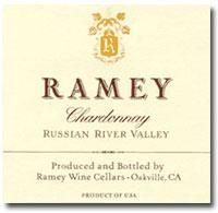 2012 Ramey Wine Cellars Chardonnay Russian River Valley