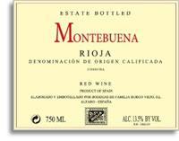 2009 Bodegas Montebuena Rioja Cosecha
