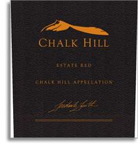 2010 Chalk Hill Winery Proprietary Red Estate Russian River Valley