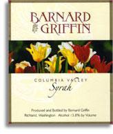 2012 Barnard Griffin Winery Syrah Columbia Valley